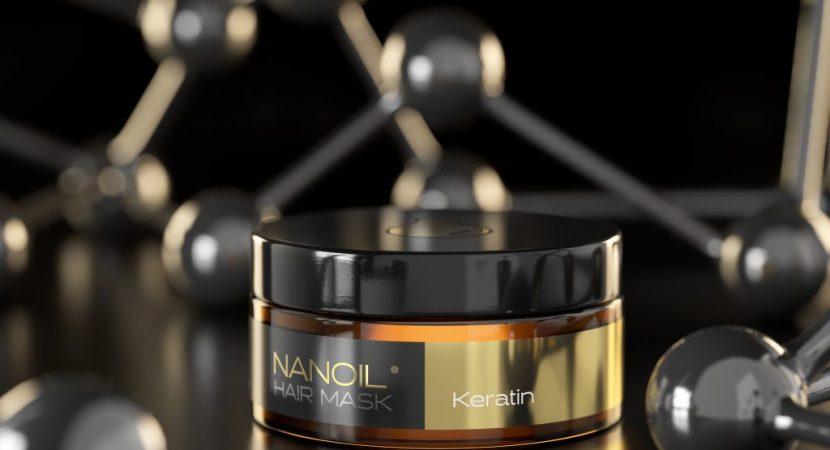 effektiv keratinmaske Nanoil