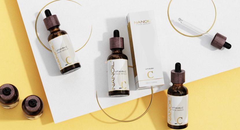Nanoil anbefalet vitamin c ansigtsserum